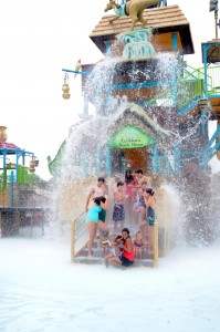 Water Parks in Maryland Six Flags
