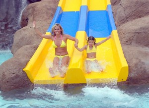 Water Parks in Texas Splash Town San Antonio