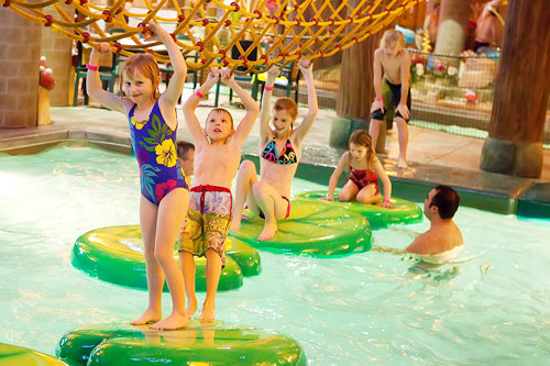 Water Parks In Michigan Zehenders